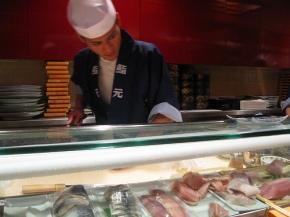 Masa at Sushi Gen