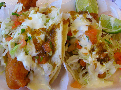 Minty april crawl near eastside fish tacos the minty for Fish tacos near me
