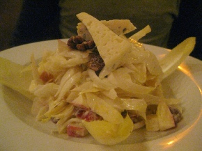 Waldorf Salad with Endive