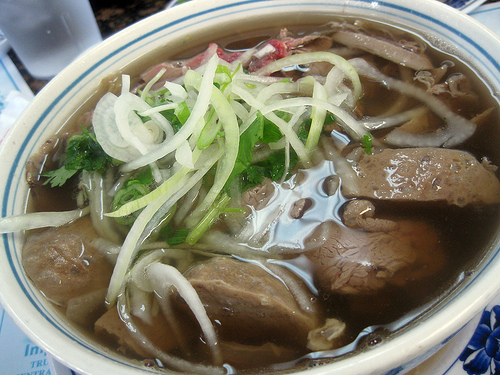 Un-pho-gettable Pho Filet | The Minty