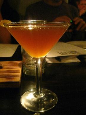 Whiskey Pumpkin Ginger