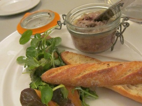 Ox Liver Pate