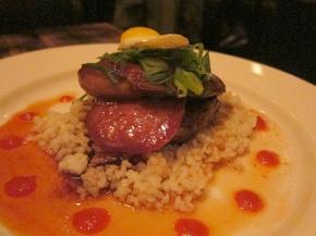 foie gras loco moco