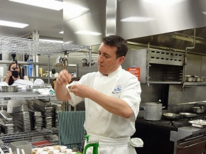 Chef Chris Ivens-Brown