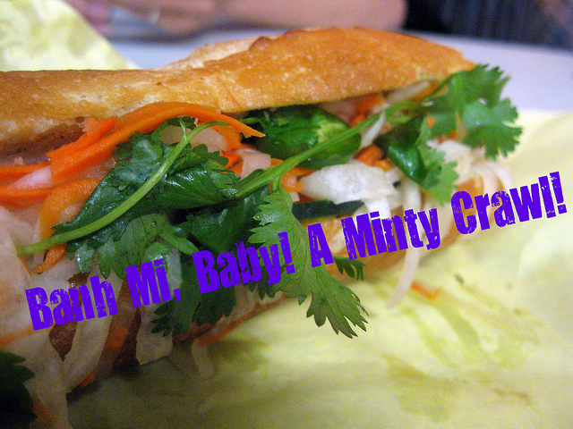 ... I tackled some banh mi shops along Valley in the San Gabriel Valley.