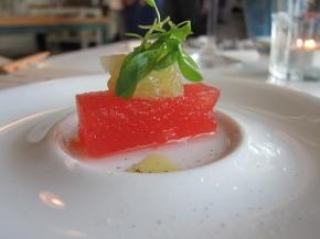 Faux Bluefin Tuna Ceviche