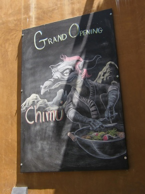 What is a Chimu?