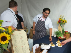 Chef Ray Garcia of FIG