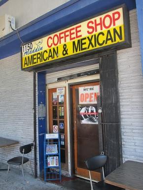 Aladdin's Coffee Shop