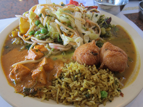 Culver city progressive indian food crawl recap the minty for Annapurna cuisine culver city