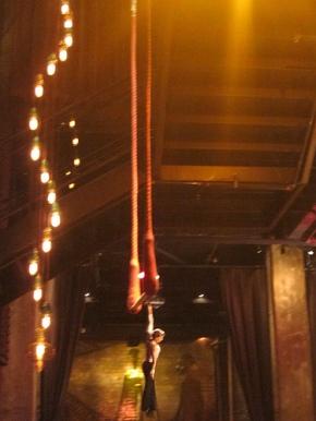 Alchemy & Absinthe acrobat