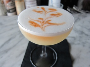 Ba Bar: Pisco Sour