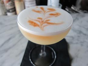 Ba Bar: Pisco Sour