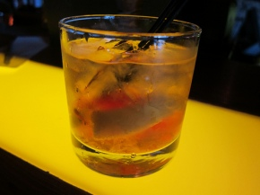 Old Fashioned at the Doug Fir