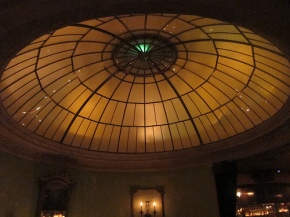 The dome at Pour Vous