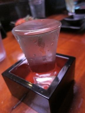 keep the sake coming