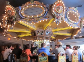 Carousel Bar at the Hotel Monteleone
