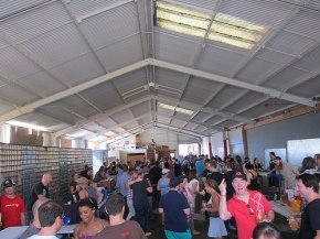 Better Weather Festival at Golden Road Brewing