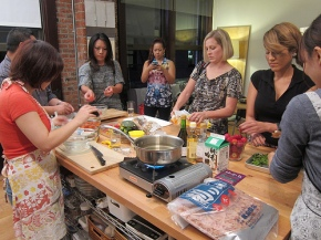 Cooking Class at Foodstory