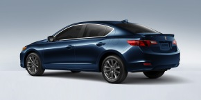 Acura's new entry-level luxury car, the ILX