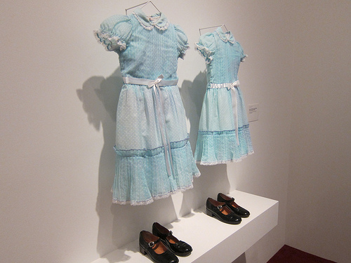 The Twins costumes from The Shining