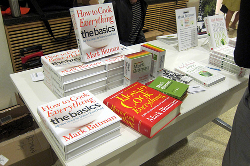 Mark Bittman Cookbooks