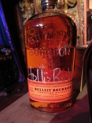 signed by Hollis Bulleit