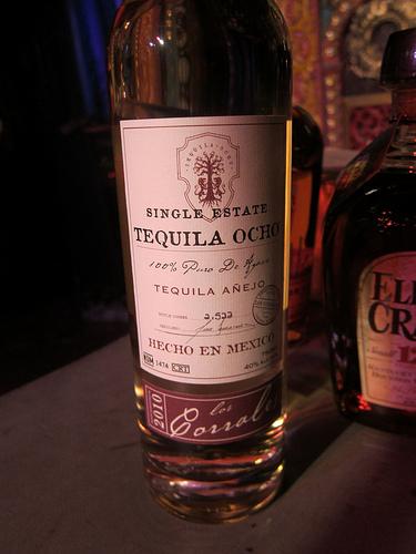 Tequila Ocho Anejo