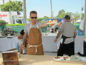 Michael Voltaggio - you want to eat my chicken oysters