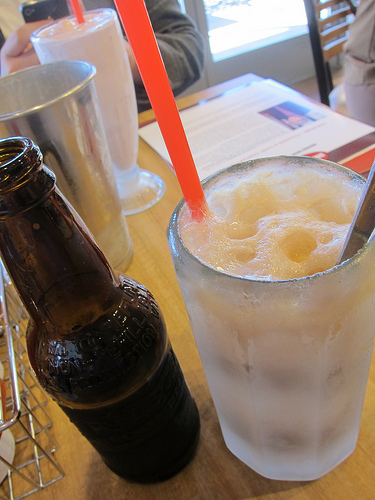 IBC Root Beer Float