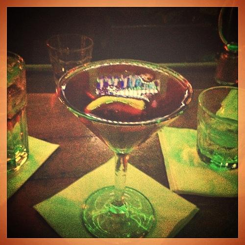 Boulevardier at Dublin Bar & Grill