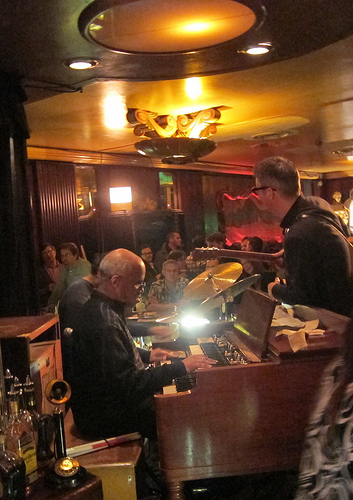 live jazz at Green Mill