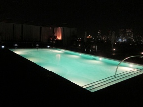 The Pool at the Thompson in Beverly Hills