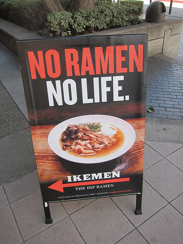 they have ramen soup, too!