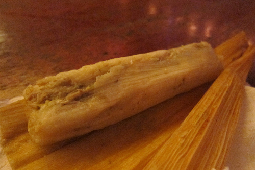 skinny chicken tamales