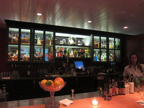 the bar at littlefork