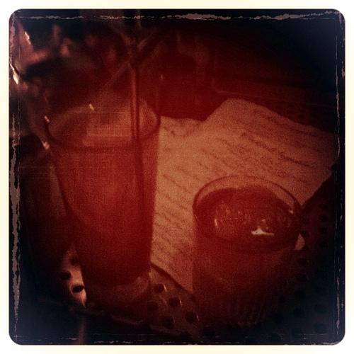 Bartender's Choice & Ana Maria
