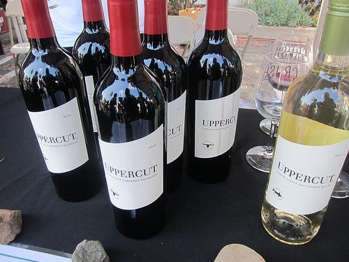 Uppercut Cabernet Sauvignon & Sauvignon Blanc