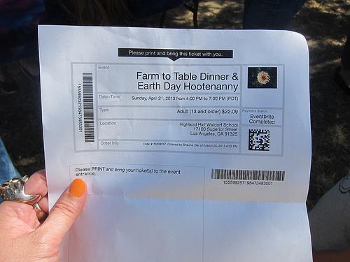 got my golden ticket!