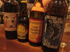 beer...mmm, beer