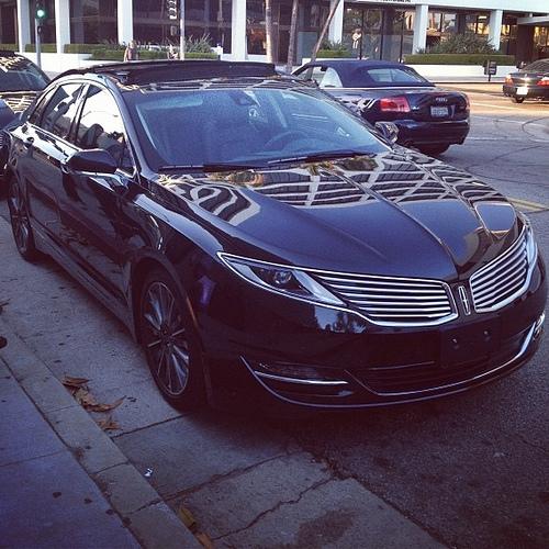 Lincoln MZT