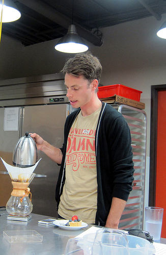 Coffee program