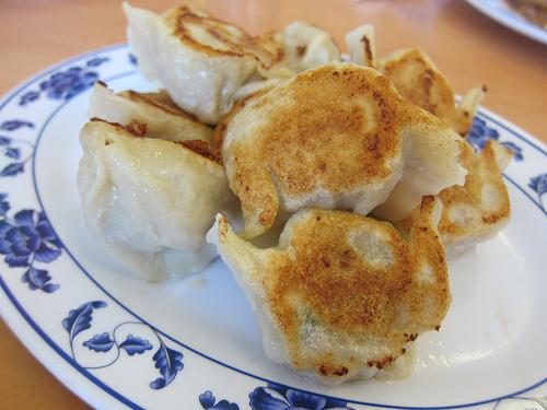 3 flavors dumplings