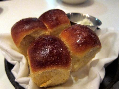 squash rolls