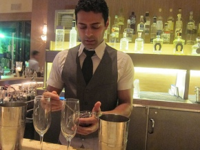 Bar Manager Krishna Vulta