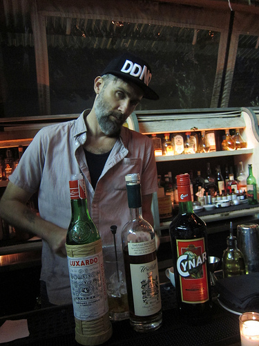 Dave Kupchinsky of The Eveleigh