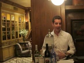 Patina Restaurant Group's Paul Sanguinetti