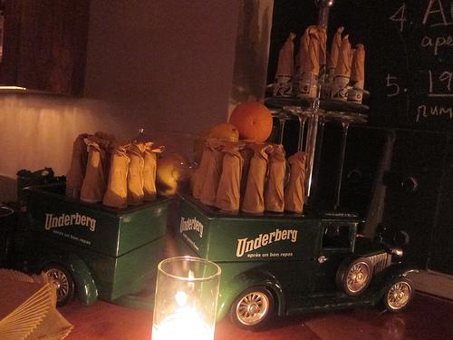Underberg truck