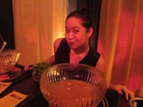 Jen Len from Cana Rum Bar
