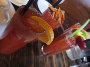 Plentiful Bloody Marys